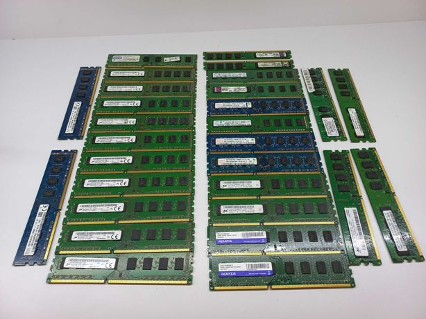 Комп'ютерна пам'ять!   Dimm   DDR2 DDR3 DDR4   2/4/8GB  