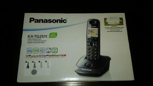 Panasonic kxtg2511 telefon domowy