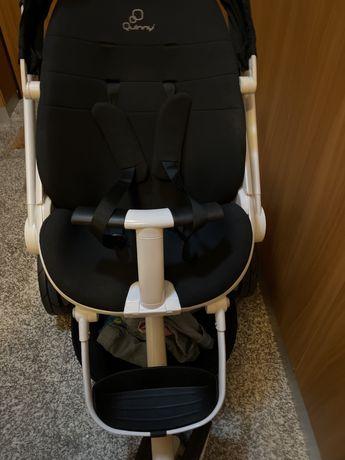 Carrinho QUINNY MOODD + BeSafe Cadeira Auto iZi Go