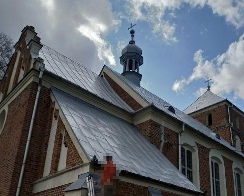 Mycie, malowanie dachów/dachu, elewacji, konstrukcji stalowych