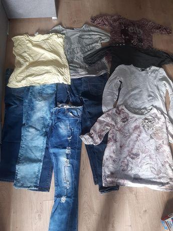 H&M , NEXT , F&F , C&A roz .40 zestaw ubrań damskich