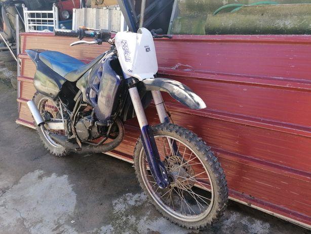 Vendo projeto de mota de cross