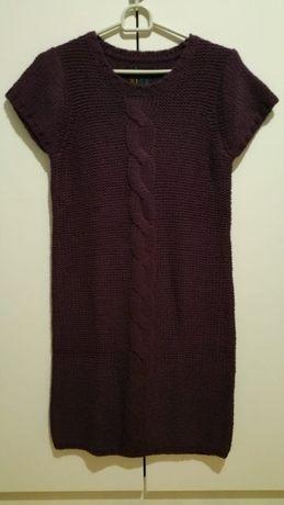 Tunika sukienka ciepła