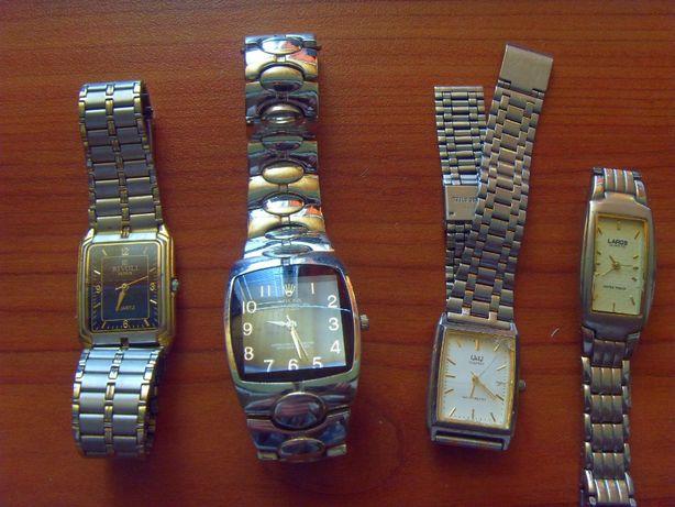 Часы кварцевые Q&Q, Rolex, Rivoli, Laros