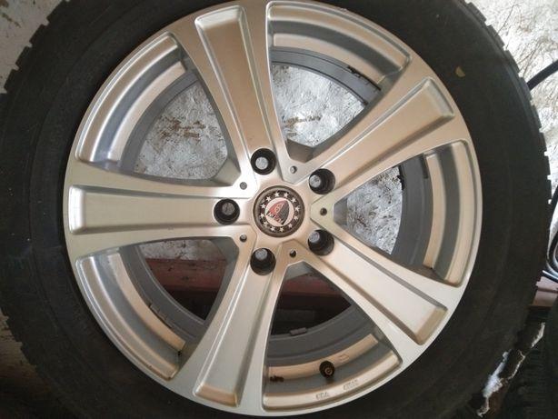 Продаю колеса R17 5*112