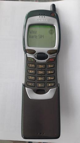 Stary telefon Nokia 7110 Vintage odpala