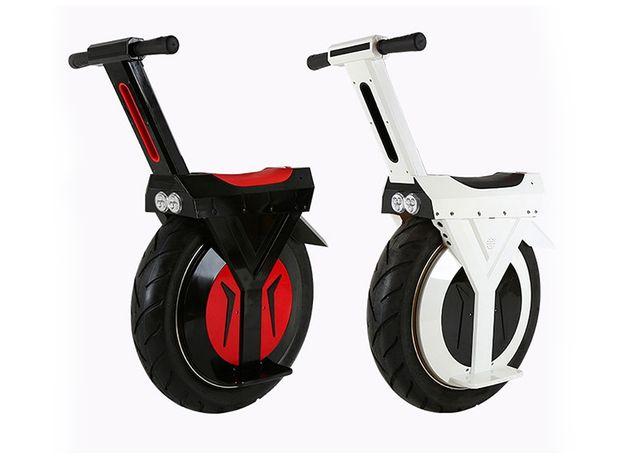 Моноцикл (гироскутер, моноколесо), электрический мотоцикл, гироборд