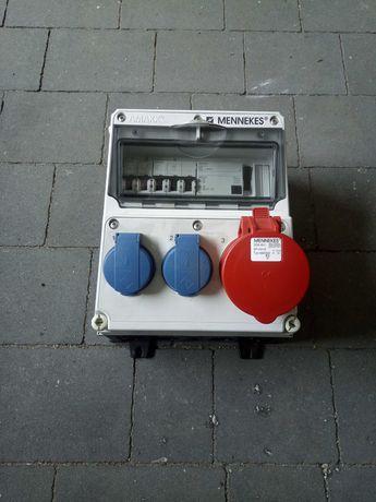 Rozdzielnia Mennekes Typ 920015  40A.