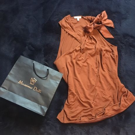 Piekna bluzka top Massimo Dutti, nowa z metka