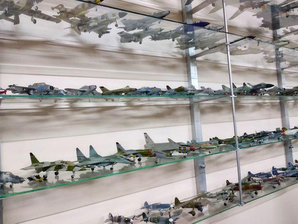 Продам пластиковые сборные модели самолётов,вертолетов и лод