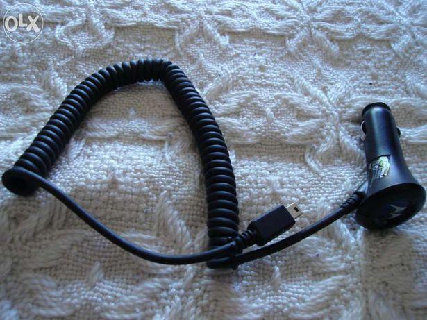 Carregador de Isqueiro Original para Telemóvel da Marca Motorola