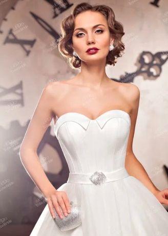 Фирменное свадебное платье To be Bride