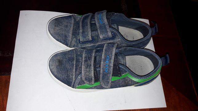 Tenisówki buty chłopięce Geox