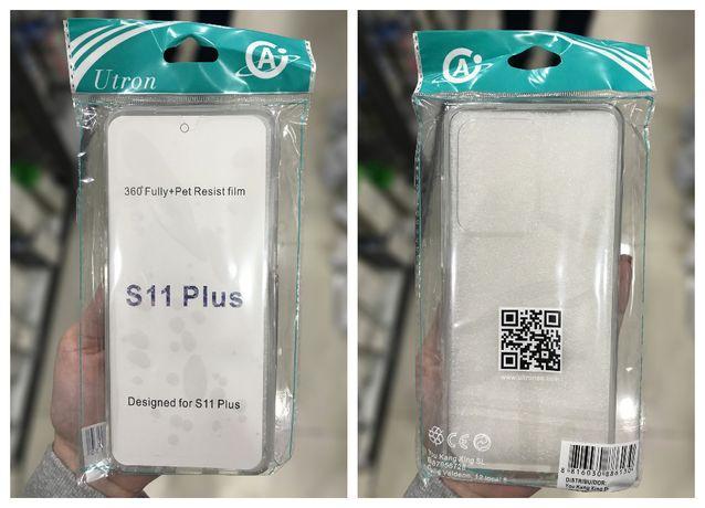 Capa de protecção completa 360º Samsung S20/S20 Plus/S20 Ultra/ etc.