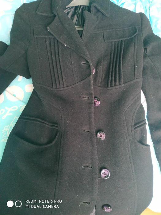 Кашемірове пальто 42 розмір Калуш - изображение 1