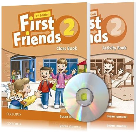 First Friends 2nd Edition 1 2 Class aktivity maths book
