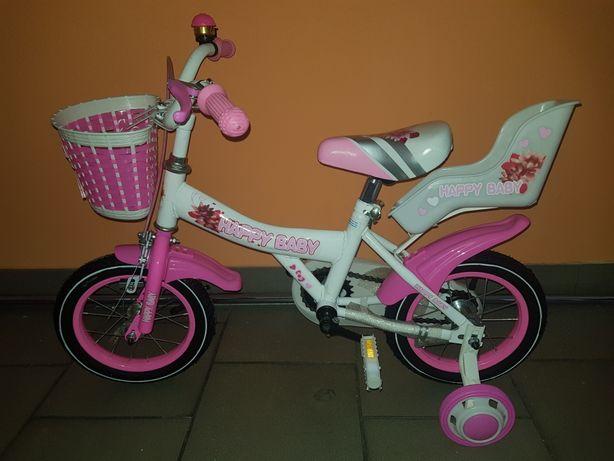 Rowerek dziecięcy 12 cali Happy Baby