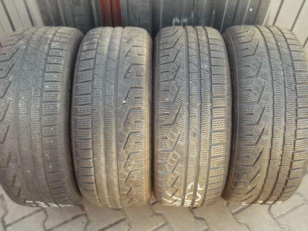 Opony Zimowe 225/55R17 97H Pirelli Sottozero 2 x4szt. nr. 1017z