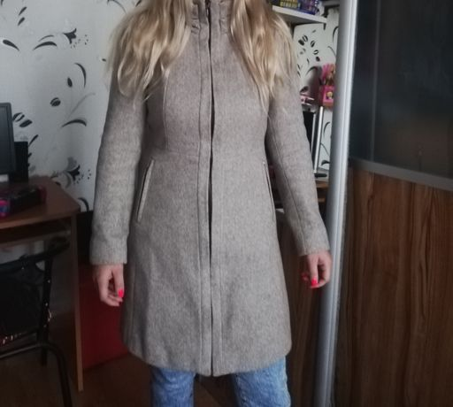 Płaszcz zara s