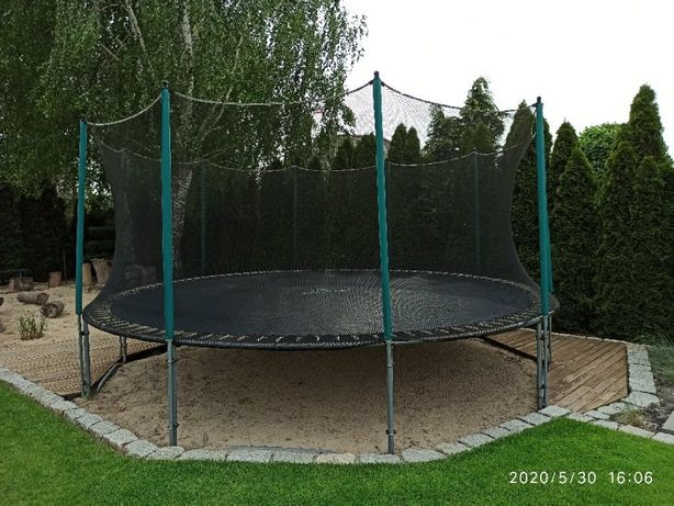 Trampolina 490 cm
