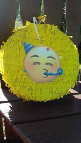 Piniata urodzinowa Emoji Emotikonka