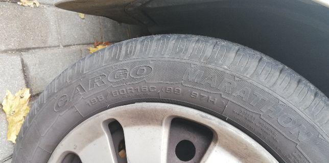 4x GOOD YEAR CARGO MARATHON 195/60/16C Fiat Doblo II Białystok