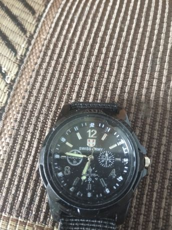 Swiss Army (black) Продам Наручные Часы