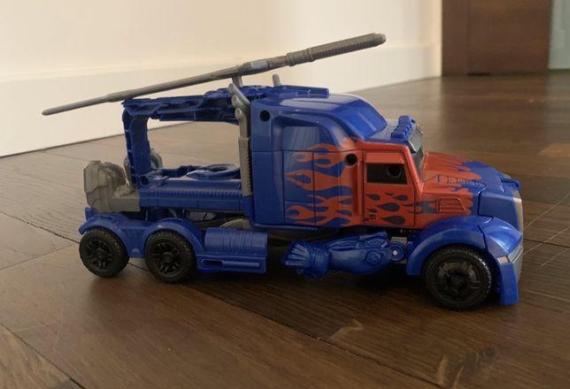 Transformers 4 - transformująca figurka Optimus Prime - Smash & Change