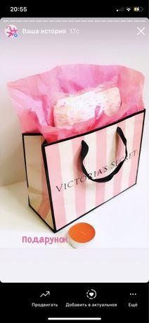 Подарок + женская пижама виктория сикрет розмер M