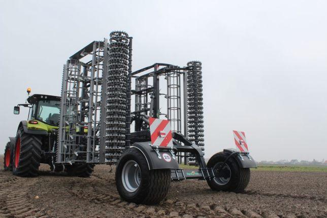 Agrotom Agregat uprawowy AGRO TOM UPH 4 m, Kompaktor