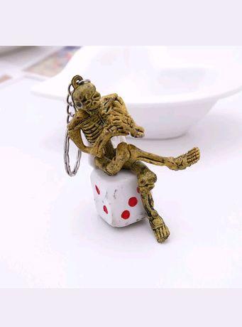 Porta chaves esqueleto