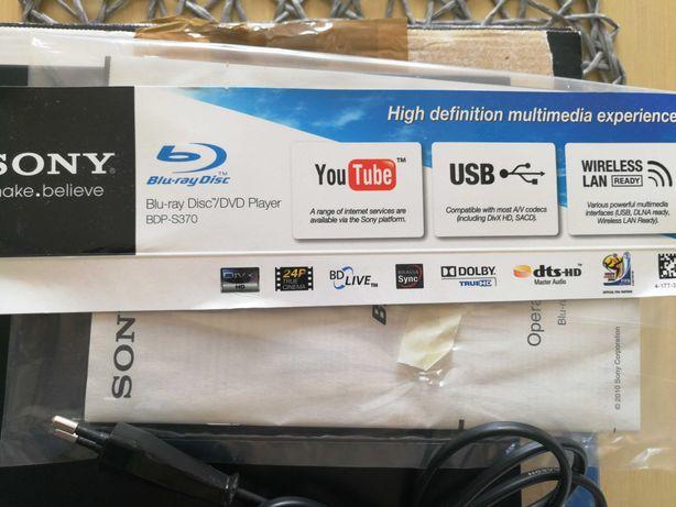 Sony Blu-ray BDP-S370 Disc DVD Player