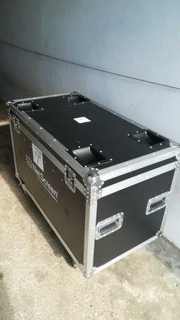 Flight Case Profissiona com rodas - Caixa de Transporte