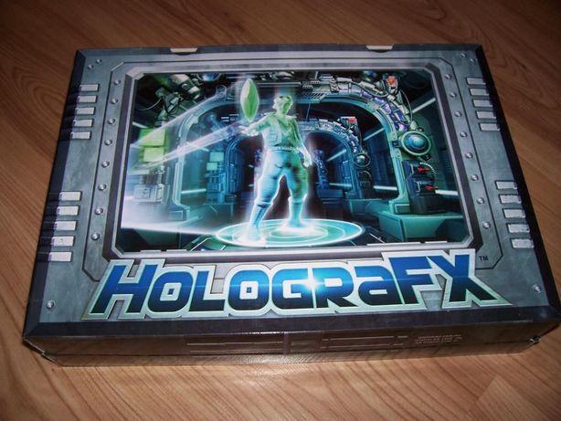 zabawka HolograFX, złudzenia optyczne