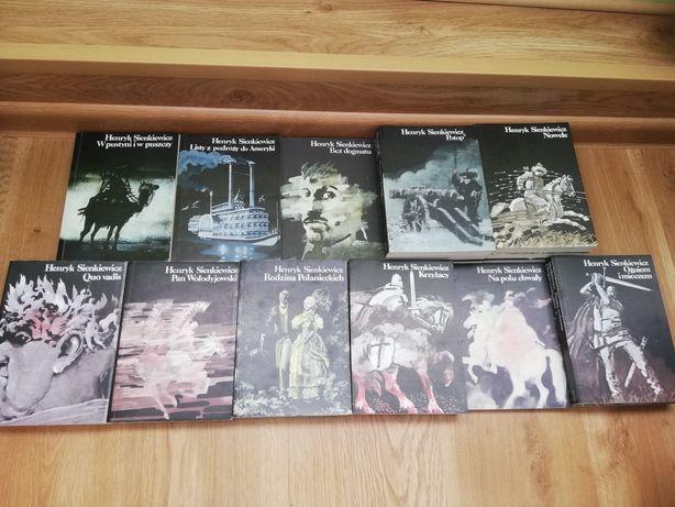 Henryk Sienkiewicz książki