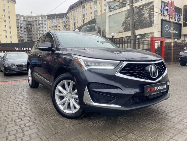 Продам Acura RDX, 2019 г., пригнана для себя