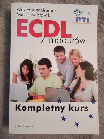 Książka ECDL 7 modułów