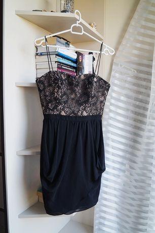 Gorsetowa sukienka Aqua Dresses XS S