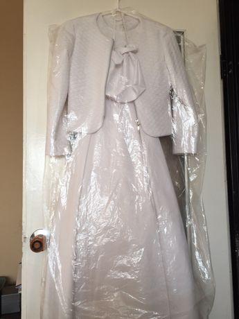 Sukienko alba komunijna