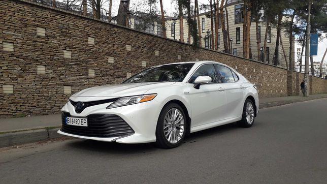 Продам Toyota Camry Hybrid
