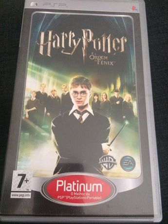 Harry Potter e a Ordem da Fénix - PSP