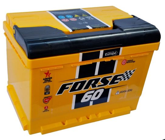 Akumulator WESTA Forse 60Ah 600A Starachowice
