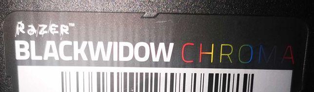Teclado Gaming Mecânico Razer BlackWidow Chroma (US)
