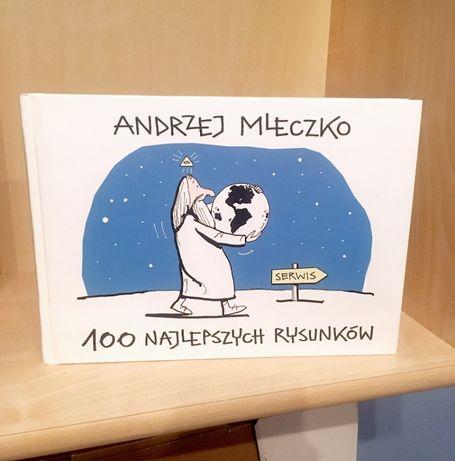 Andrzej Mleczko, 100 najlepszych rysunków, ISKRY, album