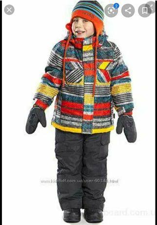 Продам зимний термокостюм на мальчика NANO
