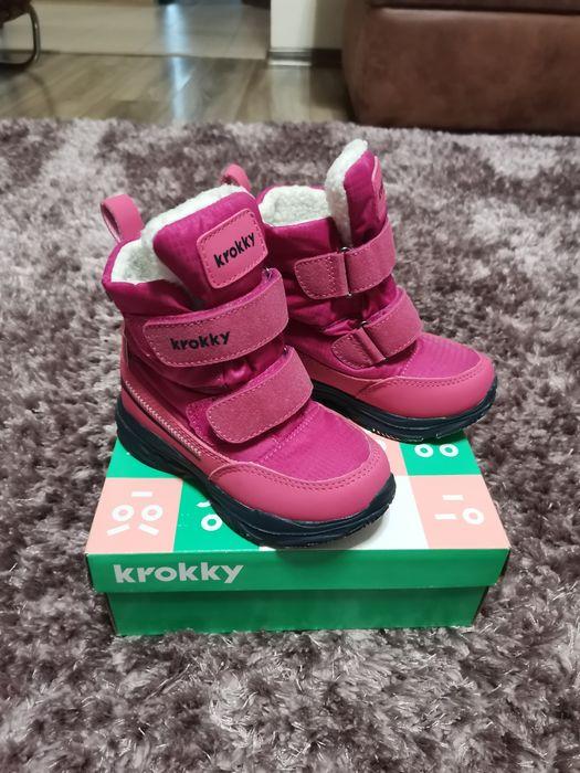 Термо ботинки Krokky зима Пойма - изображение 1