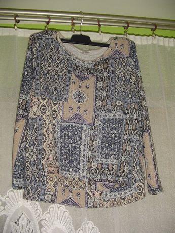 bluzka z długim rękawem roz 46