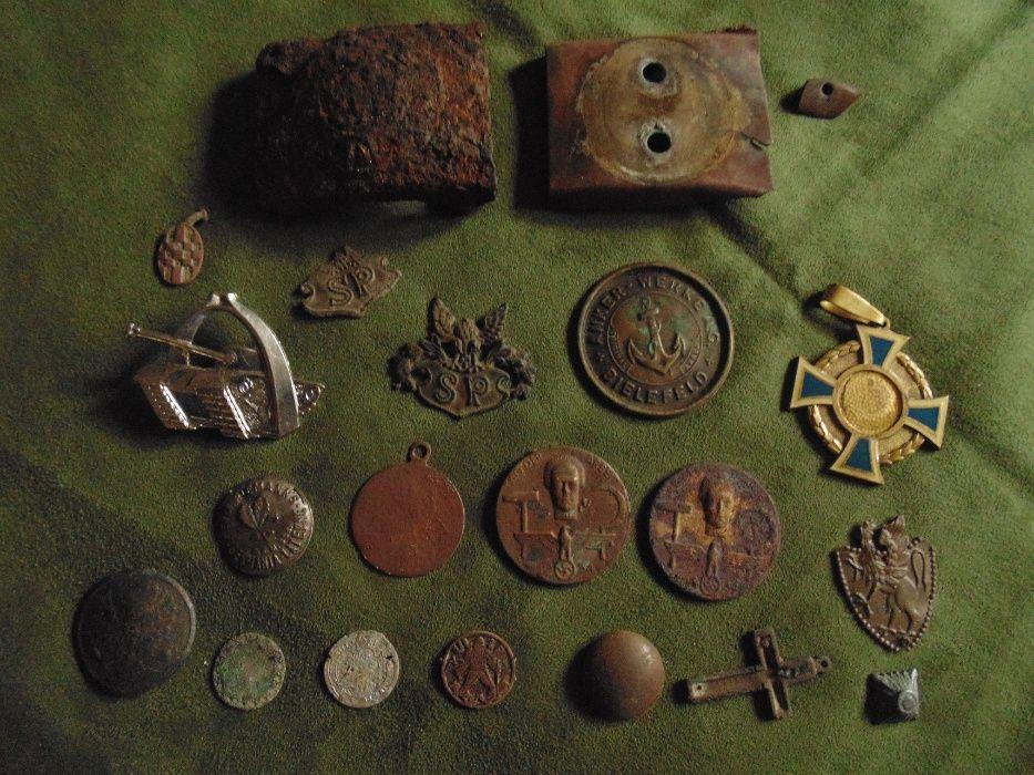 stare odznaczenia , klamry , guziki Nysa - image 1