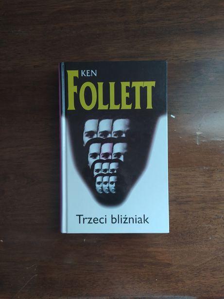 Ken Follet - Trzeci bliźniak