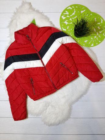 Стильная курточка на девочку